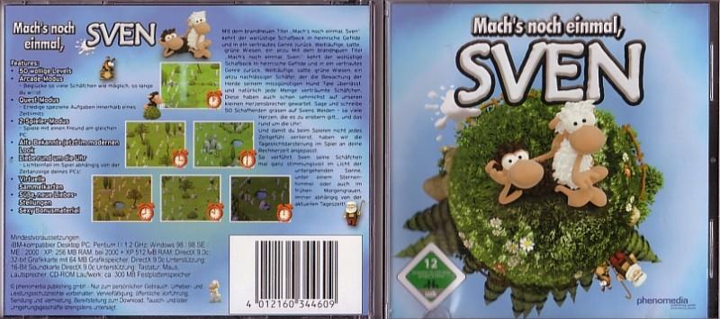 PC Machs noch einmal Sven (PC-Spiel)