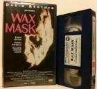 Wax Mask VPS VHS  Uncut Dario Argento (E22)