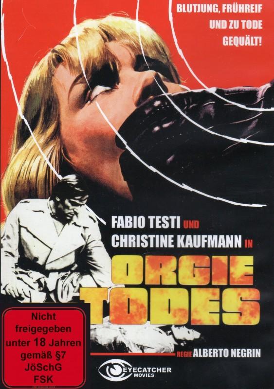 Orgie des Todes - Enigma Rosso , 100% uncut , Cover A
