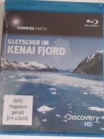 Gletscher am Kenai Ford - Naturspektakel in Alaska