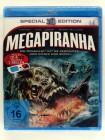 Megapiranha 3D - Piranha an der Küste von Florida - Horror