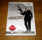 Wii - 007 EIN QUANTUM TROST - DEUTSCH - KOMPLETT - FSK 18