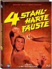 4 stahlharte Fäuste (Mediabook) [BR+DVD] (deutsch/uncut) NEU