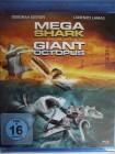 Mega Shark vs. Giant Octopus - Hai im Kampf gegen Krake