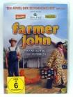 Farmer John - Landwirt Alt Hippie mit Mistgabel & Federboa