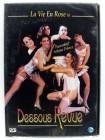 Dessous Revue - Frauen in Leder, Straps auf Bikes - Erotik