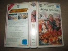 VHS - Firepower - James Coburn - CBS/FOX