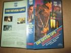 VHS - Die Seven Ups - Ihnen entkommt keiner - Roy Scheider