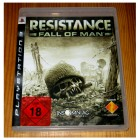 PS3 RESISTANCE FALL OF MAN - DEUTSCH - USK 18