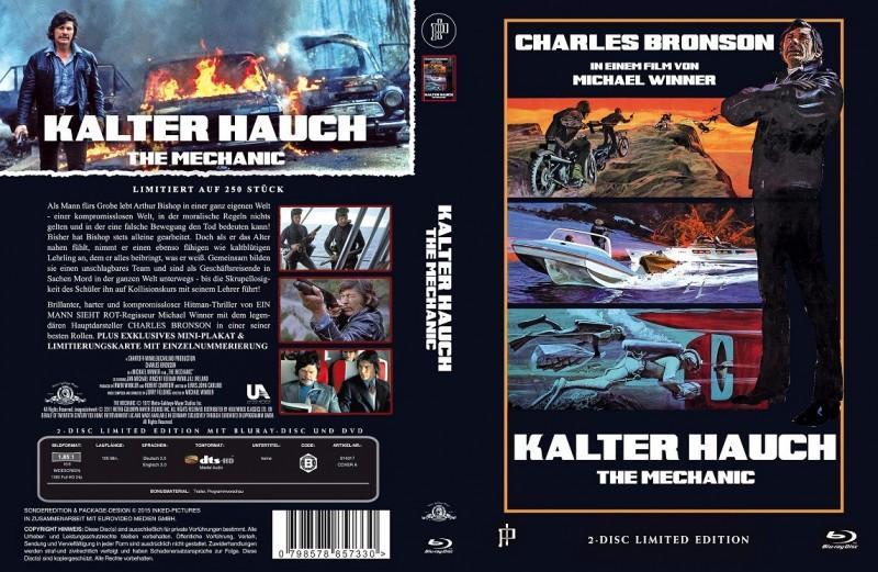 Kalter Hauch - Mediabook A (Blu Ray+DVD) NEU/OVP