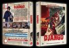 Django - Mediabook A lim. 444  (Blu Ray+DVD) 84 - NEU