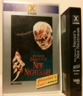 Freddys new Nightmare VHS X-Vision Uncut (D33)