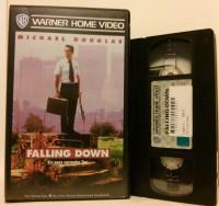 Falling Down Ein ganz normaler Tag WarnerVideo VHS (D11)
