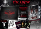 The Crow * 3 Disc Limited Holzbox