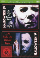 Halloween IV / Halloween V - Halloween (2 Movies-Edition)