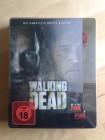 Walking Dead 3.Staffel Steelbox Lenticular-Karte NEU + OVP
