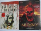 Horror Sammlung - Night of the Living Dead + The Mummy lives