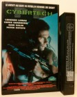 Cybertech VHS Starlight video Uncut NoDvd! (D08)