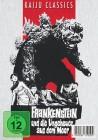Frankenstein und die Ungeheuer aus dem Moor, Steelbook