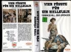 VIER FÄUSTE FÜR EIN HALLELUJA -TAURUS gr.Cover - NUR COVER