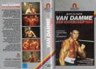DER KICKBOXER - ASCOT gr.Hartbox - VHS NUR COVER