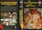 EIN DAMPFHAMMER UNTER 1000 NIETEN-UfA gr.H.box-VHS NUR COVER