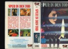SPUR IN DEN TOD - VCL kl.Hartbox - VHS NUR COVER