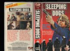 SLEEPING DOGS - VCL kl.Hartbox - VHS NUR COVER