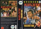 KINJITE - TÖDLICHES TABU - C.VMP gr.Hartbox - VHS NUR COVER