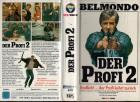 DER PROFI 2 - VPS gr.Hartbox- VHS NUR COVER