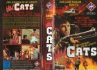WILD CATS - UfA gr.Hartbox- VHS NUR COVER