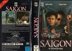 SAIGON - CBS FOX gr.Hartbox- VHS NUR COVER