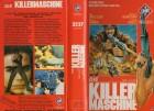 DIE KILLER MASCHINE - UfA gr.Hartbox - VHS NUR COVER
