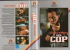 DER COP - ASCOT gr.HB - VHS NUR COVER