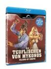 DIE TEUFLISCHEN VON MYKONOS - Blu-ray Amaray OVP
