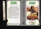DIE NACHT DER VAMPIRE - ITT Tape+ Cover VMP Glas Kopie - VHS