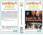 KWAN FU III - DIE BANDE DER TIGERKRALLE - ITT Glas - VHS
