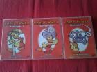 ALFRED J. KWAK - ABENTEUER - Zeichentrick - Serie (3 DVD)