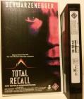 Total Recall UFA VHS UNCUT  Schwarzenegger (D35)