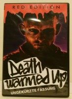 Death warmed up aka Robot Maniac DVD Red Edition Uncut (C)