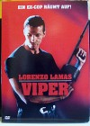 VIPER - UNCUT - DVD - LORENZO LAMAS -  WIE NEU!!