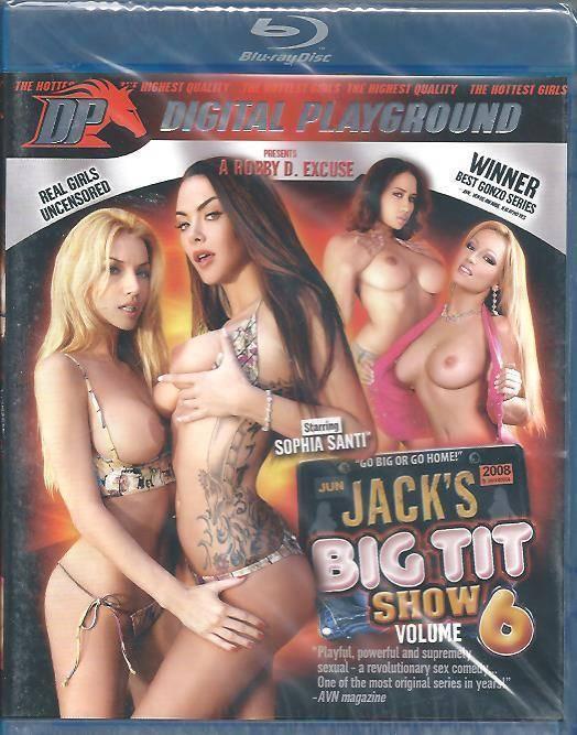 Jack´s Big Tit Show 6 : Sophia Santi, Nicara u.v.m.