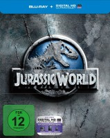 Jurassic World - Steelbook