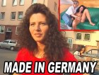 Deutsches Mädchen auf der Strasse angesprochen und gleich na
