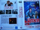 Watchers ... Corey Haim, Michael Ironside ... Horror - VHS!!