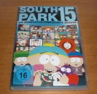 SOUTH PARK (Serie) STAFFEL/SEASON 15 - 3 DVD
