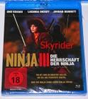 Die Herrschaft der Ninja Blu-ray - Neu - OVP - in Folie