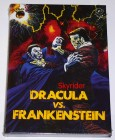 Dracula vs. Franenstein DVD - kleine Box  - Neu - OVP -