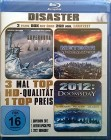 Disaster - 3 Filme Box  Blu Ray OVP