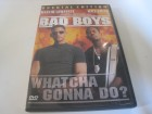 BAD BOYS - DVD RC1 SPECIAL EDITION - WILL SMITH / M LAWRENCE